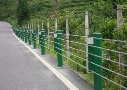 缆索护栏7
