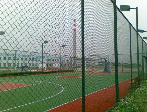 安平县某体育场护栏网工程